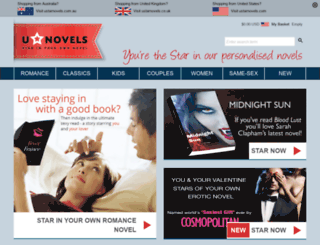 ustarnovels.com screenshot