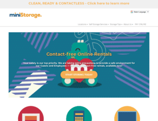 ustore.com screenshot