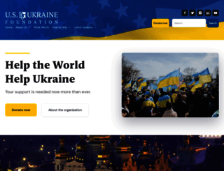 usukraine.org screenshot