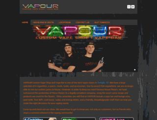 usvapour.com screenshot