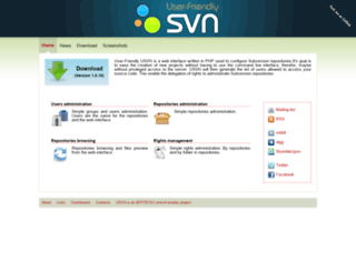 usvn.info screenshot
