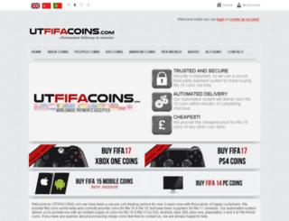 utfifacoins.com screenshot