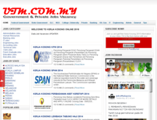 utm.com.my screenshot