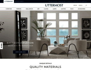 uttermost.com screenshot