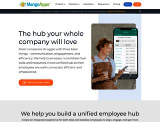 uua.mangospring.com screenshot