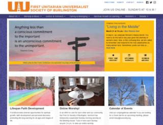 uusociety.org screenshot