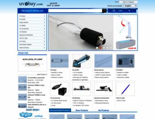 uvebay.com screenshot