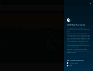 uvt.ro screenshot