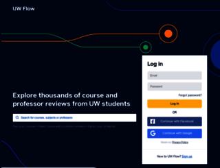 uwflow.com screenshot