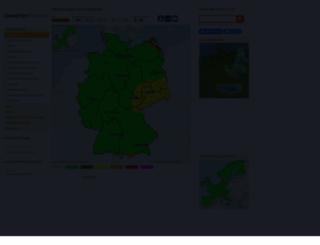 uwz.de screenshot