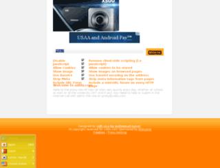 uxblu.com screenshot