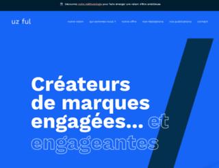 uzful.fr screenshot