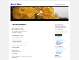 uzma7.wordpress.com screenshot