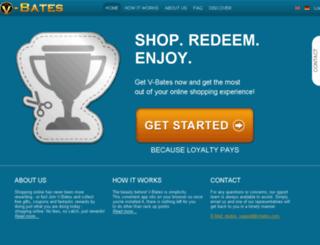 v-bates.com screenshot