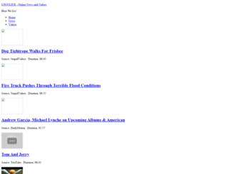v.u8online.com screenshot