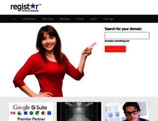 v2.registar.com screenshot