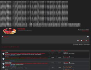 v8s10.org screenshot