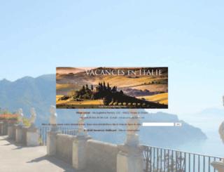 vacances-italie.net screenshot