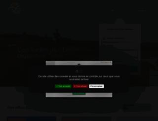 vacances-ulvf.com screenshot