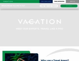 vacation.com screenshot