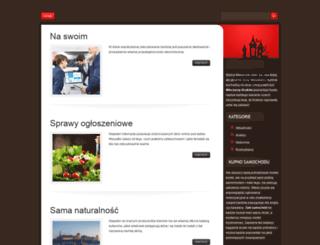 vacationexpress.pl screenshot