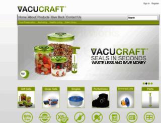 vacucraft.net screenshot