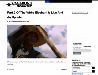 vagabondjourney.com screenshot
