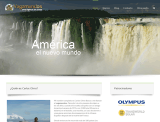 vagamundos.net screenshot