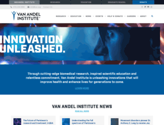 vai.org screenshot