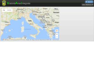 vai.stradeanas.it screenshot