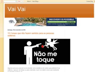 vaivainoticias.blogspot.com.br screenshot