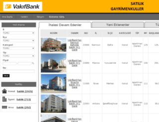 vakifbank.intengo.com screenshot