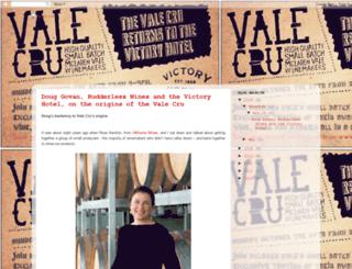 valecru.blogspot.com.au screenshot