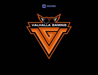 valhallagaming.net screenshot