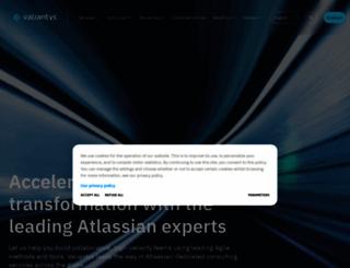 valiantys.com screenshot
