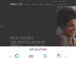 validusa.com screenshot