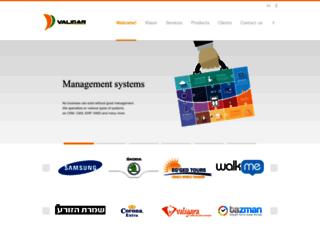 valigar.com screenshot