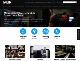 valin.com screenshot