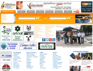 valinhostemtudo.com.br screenshot