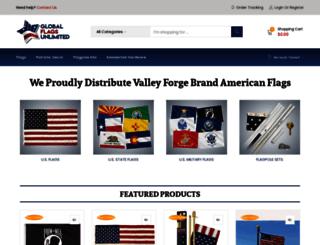 valley-forgeflag.com screenshot