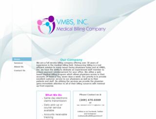 valleymedicalbillingservices.com screenshot