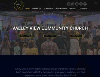 valleyviewseek.org screenshot