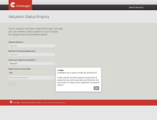 valstatus.rpdata.com screenshot
