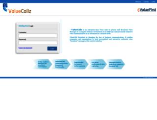 valuecallz.com screenshot