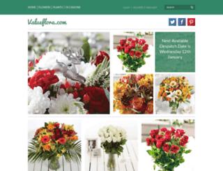 valueflora.com screenshot