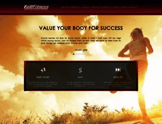 valufitness.com screenshot
