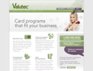 valutec.net screenshot