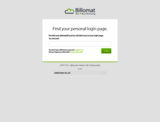 vamadu.billomat.net screenshot