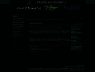 vampir-rollenspiel.de screenshot