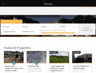 vamtopia.com.ng screenshot